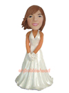 Custom Bride Custom Bobblehead