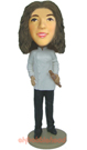 Custom Female Chef Custom Bobblehead