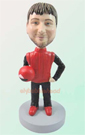 Player Custom Bobblehead