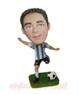 Custom Soccer Player Bobblehead doll