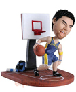 Custom Basketball Player Bobblehead 3