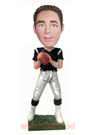 Custom Quarterback Football Player Bobblehead